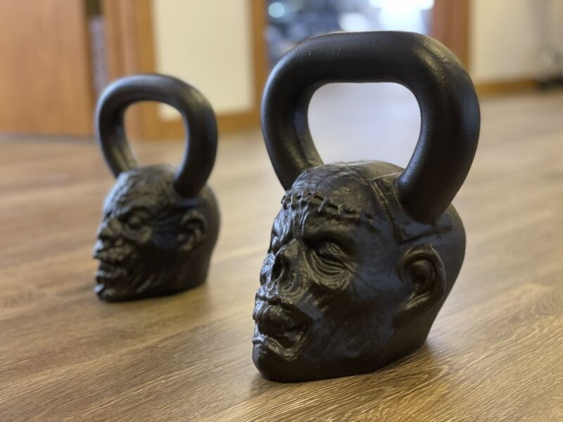 Onnit zombie Kettlebell