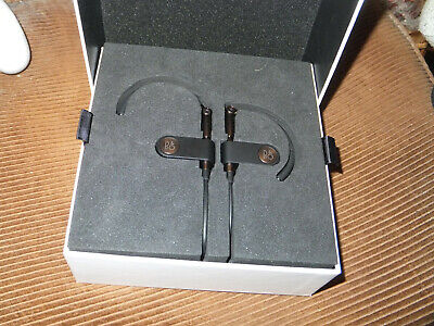 Bang & Olufsen B&O Play Graphite Brown Earset plus accessories Used Once