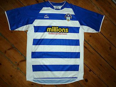 small +  Greenock Morton FC Shirt 2008/09 Football Jersey Bukta Season Retro Top image