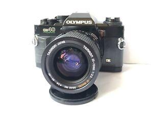 Mint Condition Olympus OM 40 Vintage 35mm SLR Film Camera