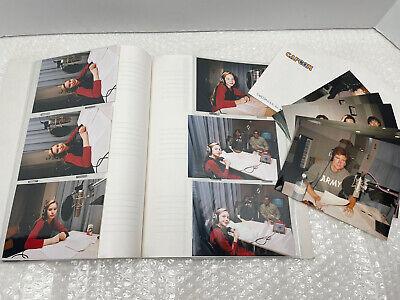 RARE ORIGINAL PHOTO's 1990's CAPCOM RESIDENT EVIL VOICE OVER SHINJI MIKAMI