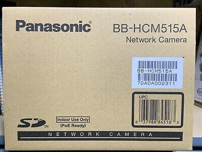 Panasonic Bb-hcm515a Network Camera Poe Capability
