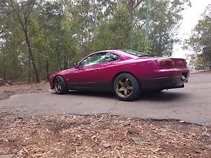 1999 Silvia spec r Old Toongabbie Parramatta Area Preview