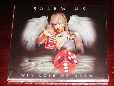 Salem: Win Lose Or Draw CD 2019 Dissonance Products UK DISS0165CDD Digipak NEW ()
