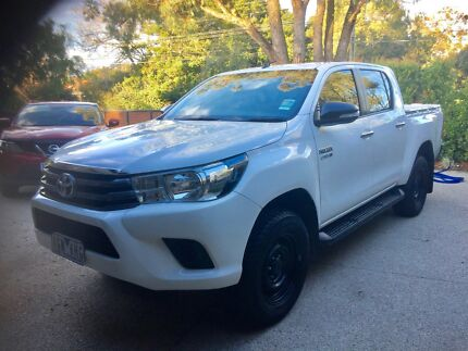 2015 Toyota Hilux Ute As New