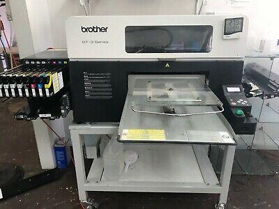 Brothr Gt 3 Series Direct To Garment T Shirt Printer