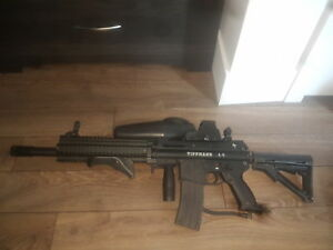 Fusil paintball A5  HK416