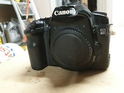 Canon EOS 40D DSLR Camera