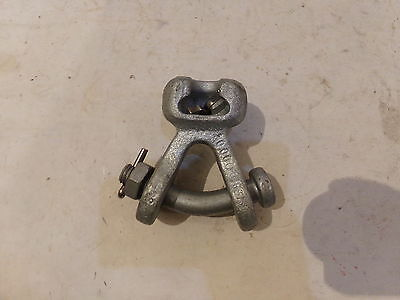 Hubbell Syc30 Socket Y Clevis 30000 Lbs - New