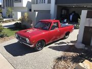 Datsun 1200 drag car. 13b. Weld wheels. Rotary Maroochydore Maroochydore Area Preview