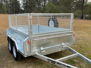8 x 5 High Side with  New Spare wheel Wauchope Port Macquarie City Preview