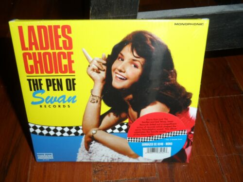 Ladies Choice The Pen of Swan Records CD Brand New 2021 RSD