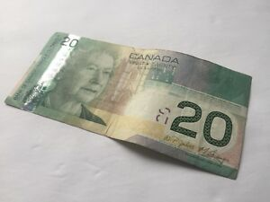 2004 canadian $20 note