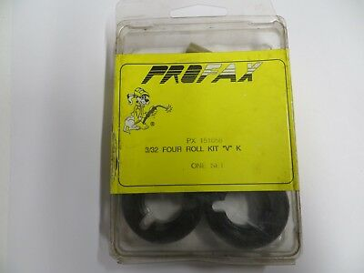 Profax Px 151058  For Miller Electric 332 Four Roll Kit V K