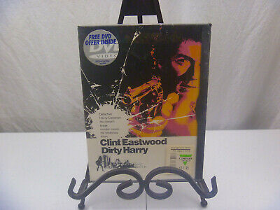 Dirty Harry (DVD, 1997) New Sealed Clint Eastwood
