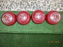 Lawn Bowls Taylor Redline size 3 Newcastle Area Preview