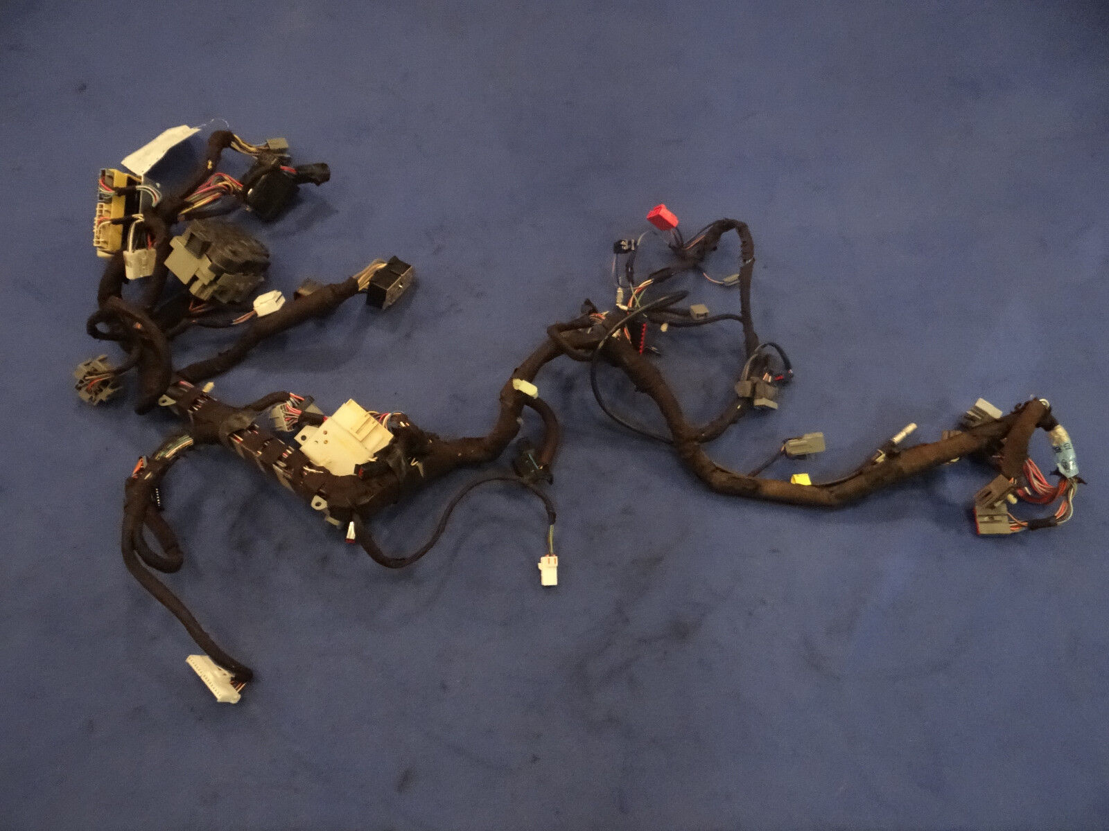Computer And Wiring Harness 1994 Mustang Gt 43 Diagram 1995 Ford 5 0 Engine 57set Id8800005007 Used Other Engines Components For Sale