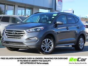 2018 Hyundai Tucson Luxury 2.0L AWD | HEATED LEATHER | BACK U...