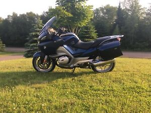 2007 BMW 1200RT Sport Touring Motorcycle