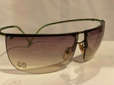 Gucci Women's Vintage Rimless Sunglasses (GG2653) - Very good condition.