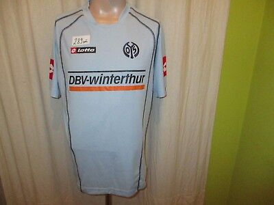 FSV Mainz 05 Original Lotto Ausweich Trikot 2006/07