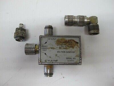 Wiltron Company Vswr Bridge 2 Ghz 18 Ghz 8a50