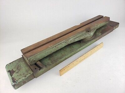 Tool Cutter Grinder Adjustable Angle Table Atlas Horizontal Mill Hardinge Taper