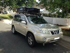4x4 Nissan X-trail 2001 with roof tent Kings Annerley Brisbane South West Preview