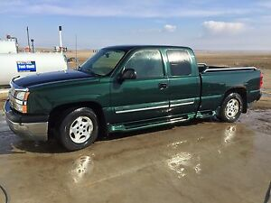Chevrolet extended cab