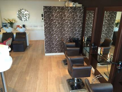 Stylish Hairdressing Salon In Western Sydney Penrith Area Preview