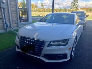 2013 Audi A7 3.0T S-Line 68k loaded QUATTRO