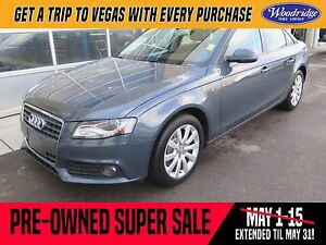 2010 Audi A4 2.0T Premium PRE-OWNED SUPER SALE ON NOW! AWD, L...