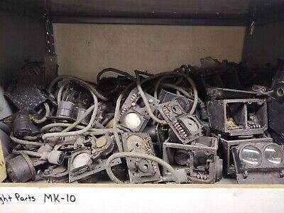 WHOLE LOT of WW2 Mark 10 MK10 Gunsight Parts