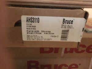 Solid Hardwood - Bruce Natural Oak 5 boxes. 110 sq ft total