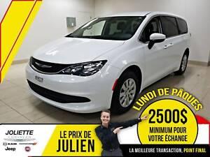 2018 Chrysler Pacifica LX, WOW BAS KILO! 7 PASSAGERS.