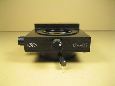 Newport Lp-1-xyz Lens Positioner