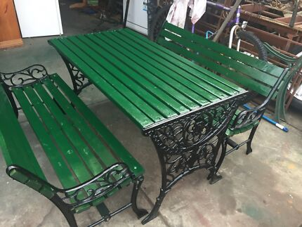 CAST IRON OUTDOOR FURNITURE AUSTRALIA  OUTDOOR FURNITURE