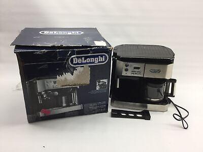 DeLonghi BCO430 Combination Pump Espresso and 10 Cup