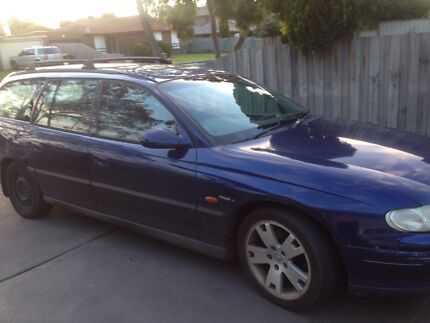 1998 Holden Commodore Wagon Keilor Downs Brimbank Area Preview