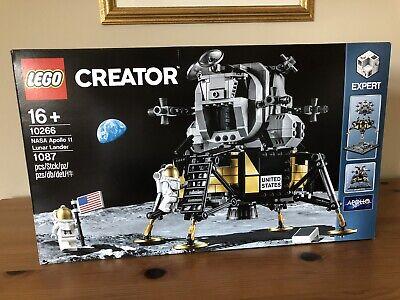 LEGO Creator Expert set 10266 Apollo 11 Lunar Lander (New & Sealed)