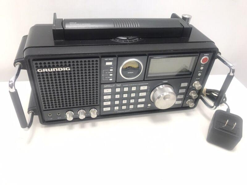 Eton Grundig Satellit 750 AM/FM/SW SSB Communications Receiver