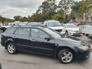 2007 Mazda 6 Wagon - Auto - Bluetooth - Warranty - RWC - Driveaway Birkdale Redland Area Preview