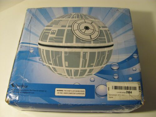 Large 4 Foot Inflatable DEATH STAR Beach Ball Pool Toy 48 Inches 4
