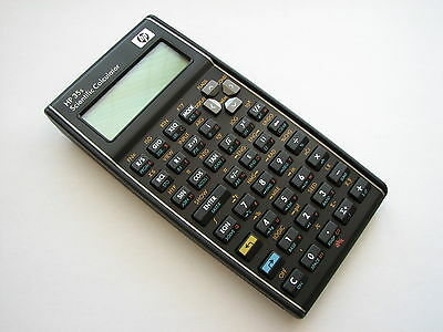 One of the best! HP 35S programmable scientific 🔴 calculator in NEW