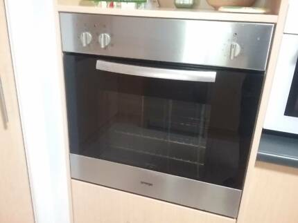 Omega electric wall oven