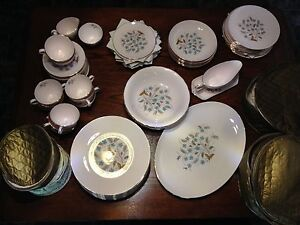 12 Place Setting Bone China