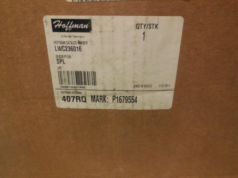 NEW HOFFMAN LWC236016  BOX