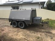 Tandem tool trailer Horsham Horsham Area Preview