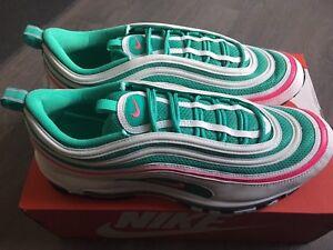 size 11.5 brand new Nike air max 97 South Beach