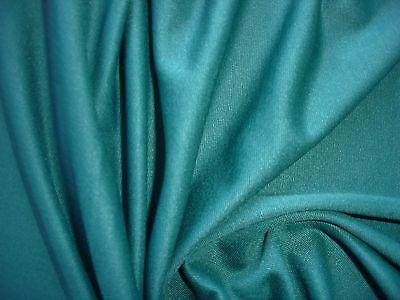 1  Lfm Jersey 3,55€/m²  Schlauchstoff Micromodal dunkelgrün YA11